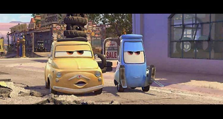 Cars Motori Ruggenti Trailer Italiano Movieplayerit