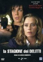 La copertina DVD di La stagione dei delitti