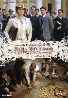 La copertina DVD di Maria Montessori - Una vita per i bambini
