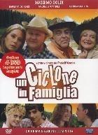 La copertina DVD di Un ciclone in famiglia - Prima serie
