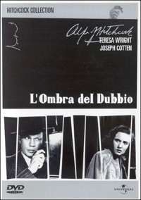 La copertina DVD di L'ombra del dubbio