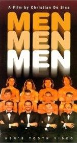 La locandina di Uomini uomini uomini