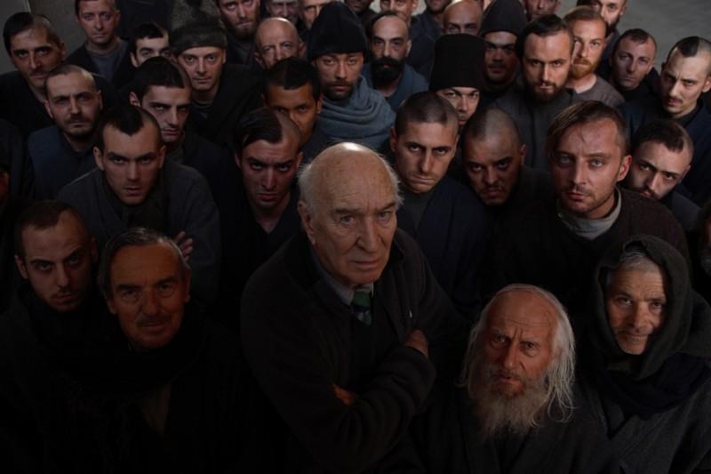 Una scena dal film I demoni di San Pietroburgo, diretto da Montaldo