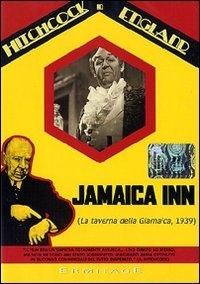 La copertina DVD di Jamaica Inn - La taverna della Giamaica