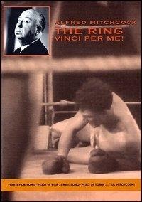 La copertina DVD di The Ring - Vinci per me!