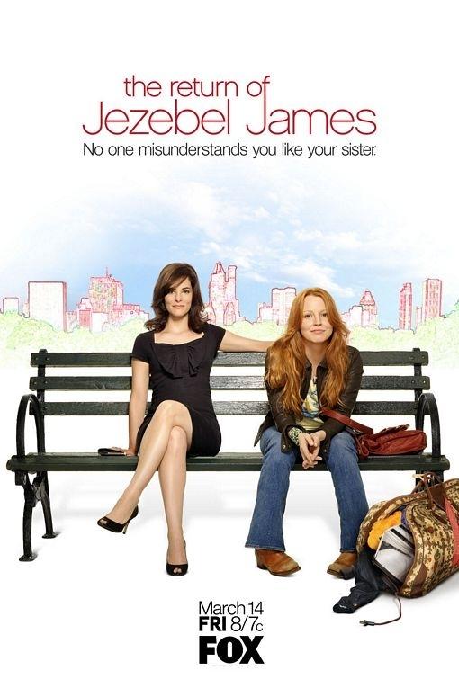 La locandina di The Return of Jezebel James