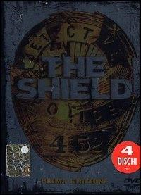 La copertina DVD di The Shield - Stagione 1