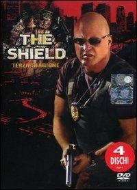 La copertina DVD di The Shield - Stagione 3
