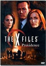 La copertina DVD di X-Files: Providence