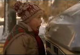 Macaulay Culkin in una scena del film Mamma, ho perso l'aereo.