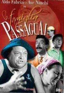 La locandina di La famiglia Passaguai