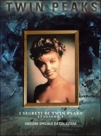 La copertina DVD di I Segreti di Twin Peaks - Stagione 1