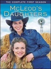 La copertina DVD di Le sorelle McLeod - Stagione 1
