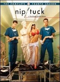 La copertina DVD di Nip/Tuck - Stagione 4