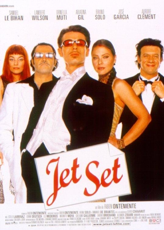 La locandina di Jet Set