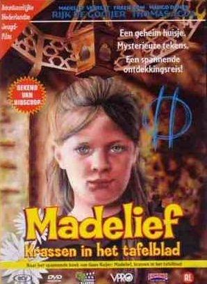La locandina di Madelief