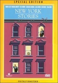La copertina DVD di New York stories - Special Edition
