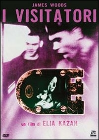 La copertina DVD di I visitatori