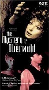 La locandina di Il mistero di Oberwald
