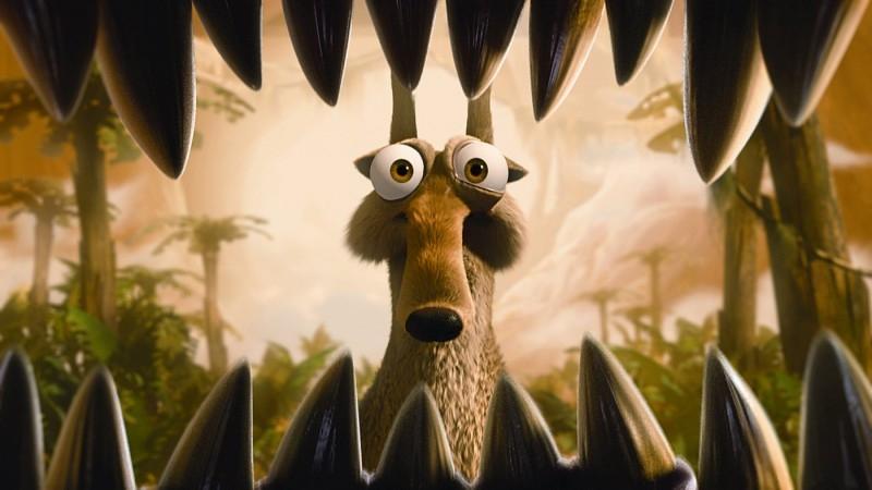 Una prima immagine di Ice Age: Dawn of the Dinosaurs