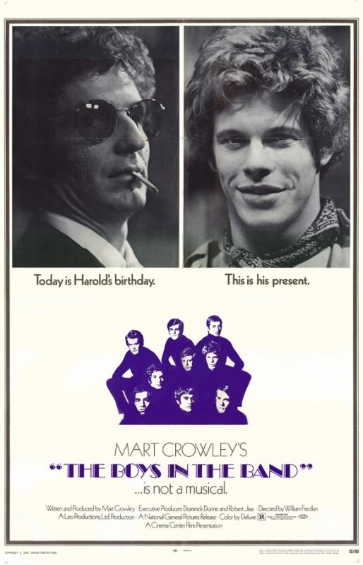 La locandina di Festa per il compleanno del caro amico Harold
