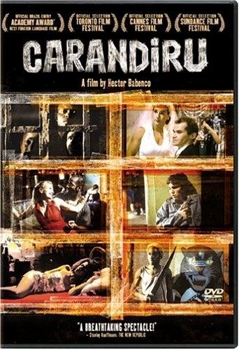 La locandina di Carandiru