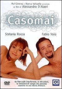 La copertina DVD di Casomai