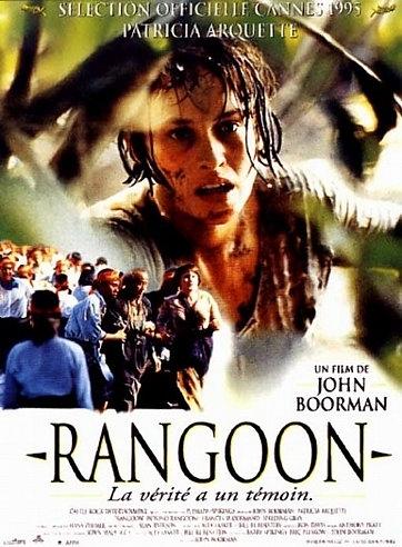 La locandina di Oltre Rangoon