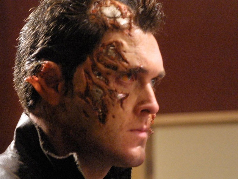 Aaron James Cash 'ferito' nel pilot di Sarah Connor Chronicles