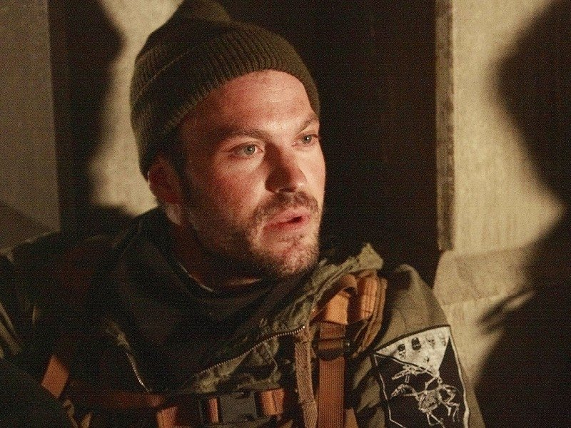 Brian Austin Green in 'Dungeons & Dragons', sesto episodio di Sarah Connor Chronicles