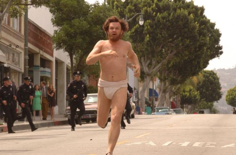 John C. Reilly in una foto dal film Walk Hard: The Dewey Cox Story