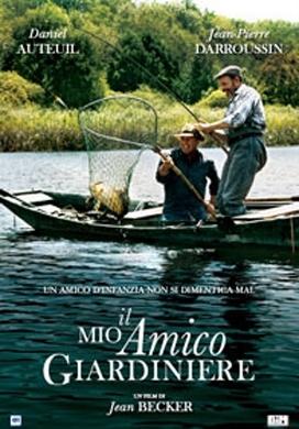 La copertina DVD di Il mio amico giardiniere