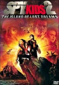 La copertina DVD di Spy Kids 2 - L'Isola dei Sogni Perduti