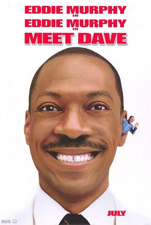 La locandina di Meet Dave