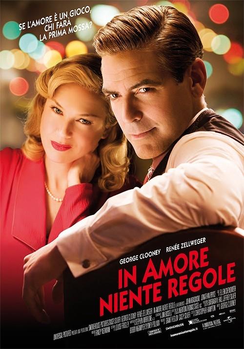La locandina italiana di In amore niente regole