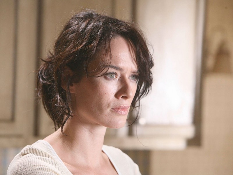 Lena Headey in 'Dungeons & Dragons', sesto episodio di Sarah Connor Chronicles