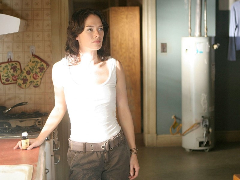 Lena Headey in 'Queen's Gambit', quinto episodio di Sarah Connor Chronicles
