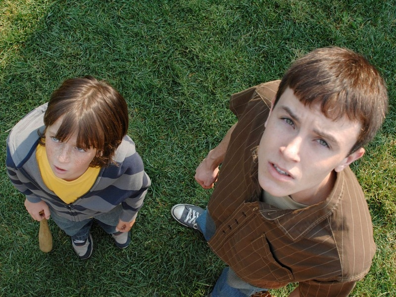 Ryan Kelley e Skyler Gisondo in 'What He Beheld', nono episodio di Sarah Connor Chronicles