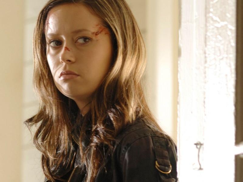 Summer Glau in 'Gnothi Seauton', secondo episodio di Sarah Connor Chronicles