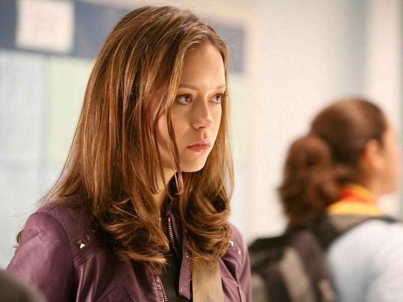 Summer Glau in 'Vick's Chip', ottavo episodio di Sarah Connor Chronicles