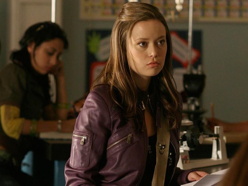 Summer Glau nell'episodio 'The Turk' di Sarah Connor Chronicles