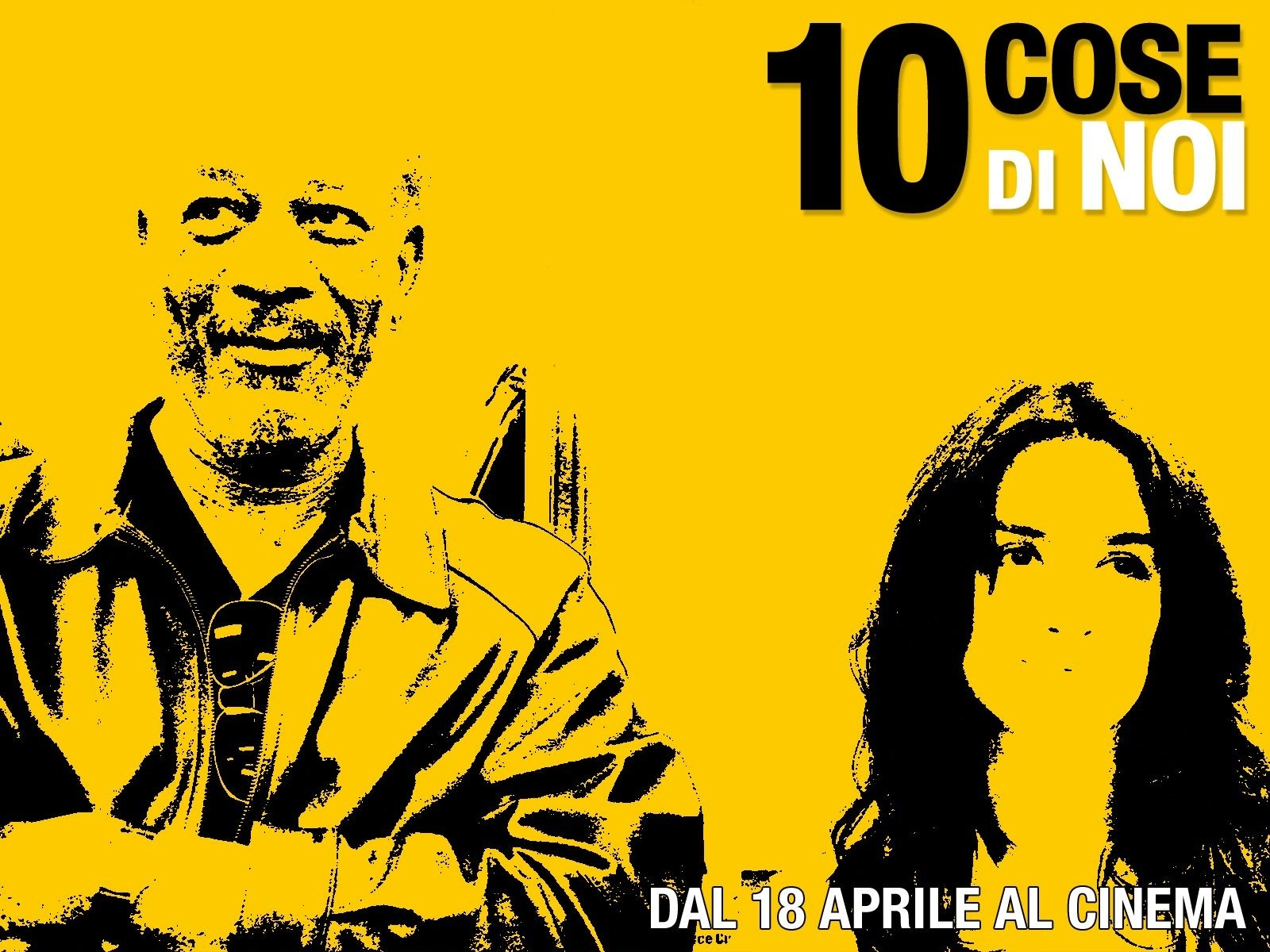 Wallpaper del film 10 cose di noi