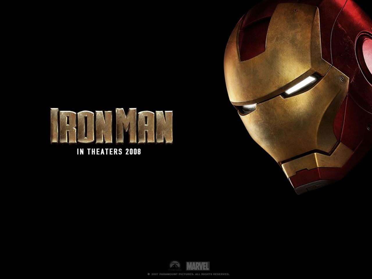 Wallpaper di Iron Man