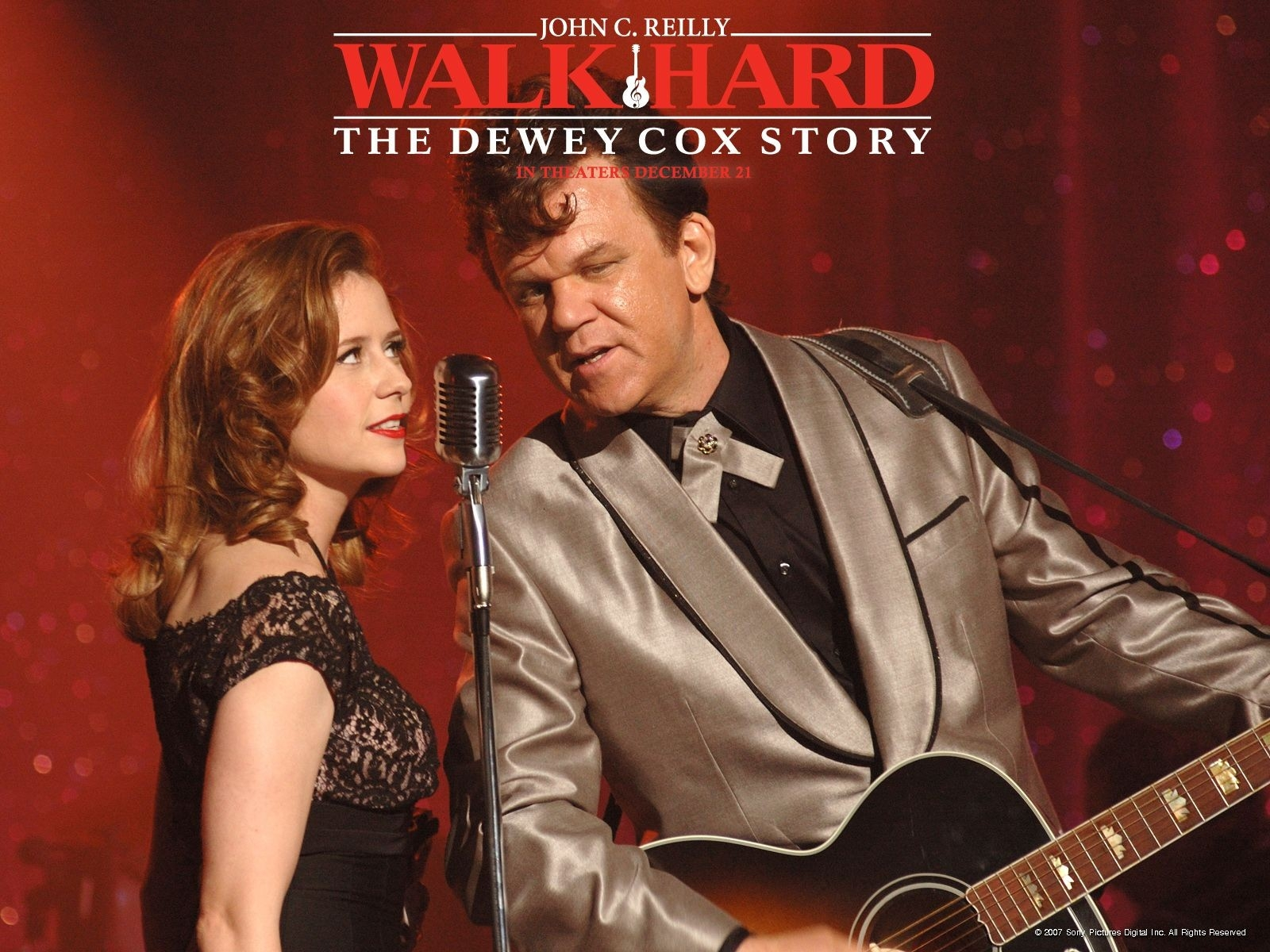 Wallpaper del film Walk Hard: The Dewey Cox Story