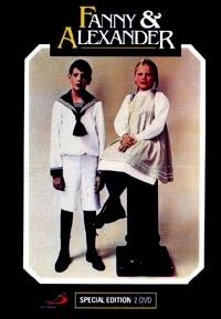 La copertina DVD di Fanny & Alexander - Edizione Speciale