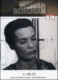 La copertina DVD di Il volto