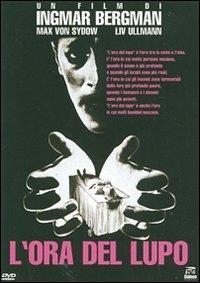 La copertina DVD di L'ora del lupo