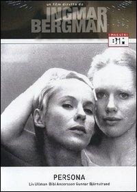 La copertina DVD di Persona