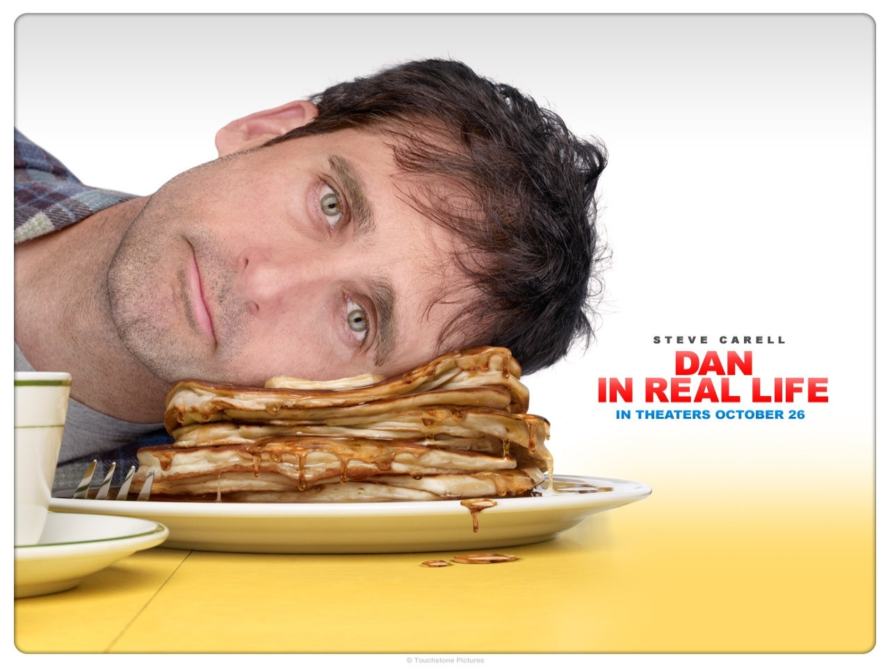 Wallpaper del film L'amore secondo Dan con Steve Carell
