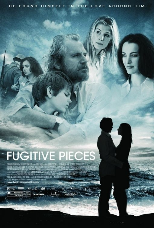 La locandina di Fugitive Pieces